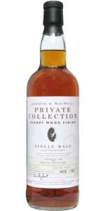 Imperial 10 YO 1991/2001, 40%, Gordon & MacPhail, Private Collection, Cognac Wood, cask 99/360