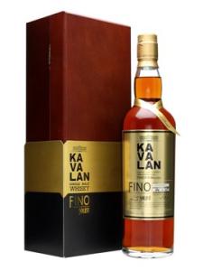 Kavalan Solist Fino, 57%, fino sherry butt #S060814022