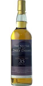 Longmorn 35 YO 1975/2011, 50.8%, The Nectar of the Daily Drams
