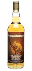 Clynelish 22 YO 1989, 50.9%, The Whisky Agency 'Moody Lions'