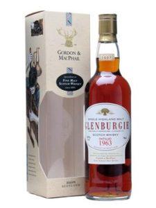 Glenburgie 1963/2007, 43%, Gordon & MacPhail