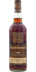 Glendronach 18 YO 1995/2013, 54.5%, OB for The Nectar & LMdW, oloroso puncheon #1774