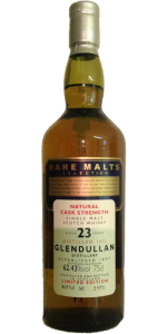 Glendullan 26 YO 1978/2005, 56.6%, Rare Malts Selection
