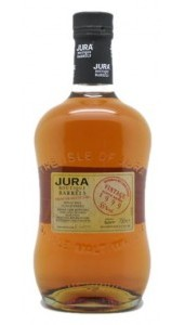Jura 1995 Boutique Barrels, 56.5%, OB 2012, Bourbon Jo Finish
