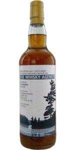 Longmorn 34 YO 1976/2010, 50.2%, The Whisky Agency, Landscapes