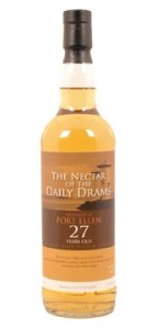 Port Ellen 27 YO 1982/2010, 53%, The Nectar of the Daily Drams